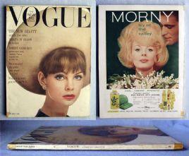 Vogue Magazine - 1963 - May